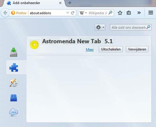 Astromenda-New-Tab