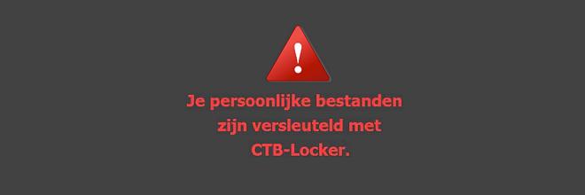 CTB Locker verwijderen: hoe kun je bestanden gecodeerd door het CTB Locker virus decoderen