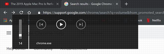 Chrome.exe volume pop-up virus in Windows verwijderen