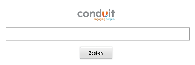 Hoe Verwijder Je Het Conduit Search-virus (Search.conduit.com)