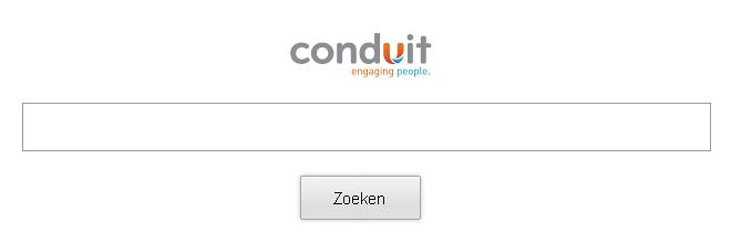 Hoe Verwijder Je Het Conduit Search-virus (Search.conduit.com)