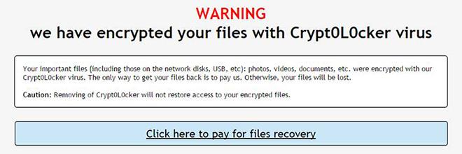Crypt0L0cker virus verwijderen – .enc bestanden herstellen