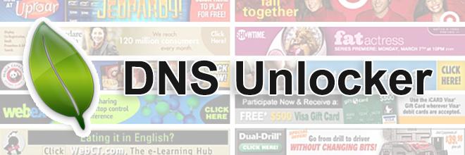 DNS Unlocker verwijderen: verwijder het 'Ads by DNSUnlocker' uit Chrome, Firefox en IE