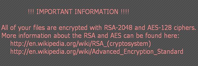 Verwijder Files_encrypted-read_me.html virusbestanden versleuteld door Locky