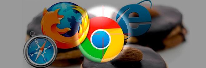 Cookies verwijderen in Chrome, Firefox, Explorer en Safari browsers