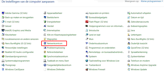 how to find an ad virus on windows 10