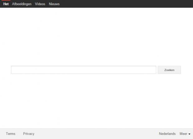 Yoursites123 verandert de browser instellingen om bezoekers naar haar pagina te krijgen